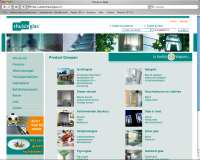 Website Thuis in Glas